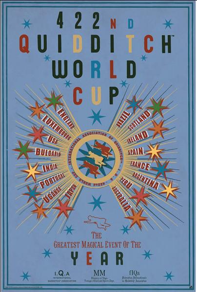 Quelles sont les équipes qui s'affrontent lors de la finale de la Coupe du Monde de Quidditch ?
