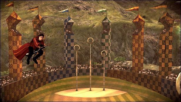 Harry Potter- le Quidditch