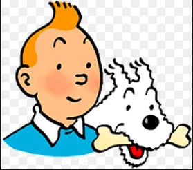 Les personnages dans Tintin