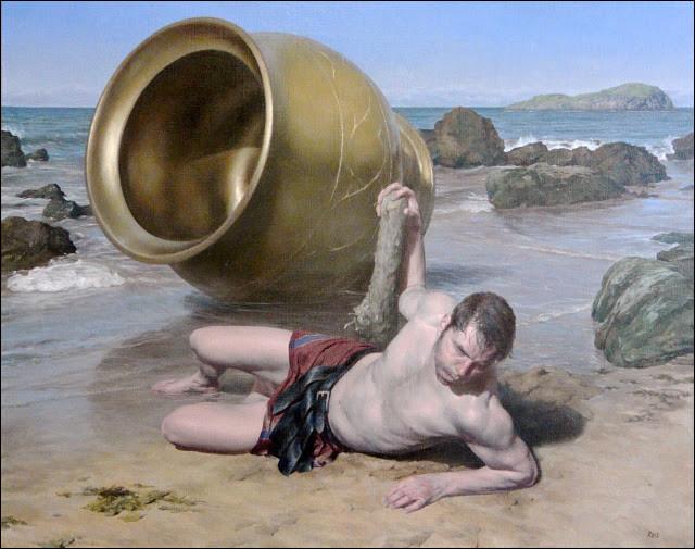 Fils d'Alcmène, principal auxiliaire de Zeus lors de la gigantomachie. Qui est-il ?