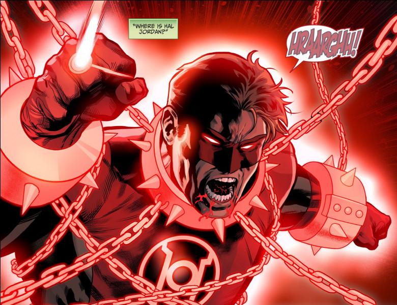 Le chef de ton Lantern Corps est capturé.Que fais-tu ?
