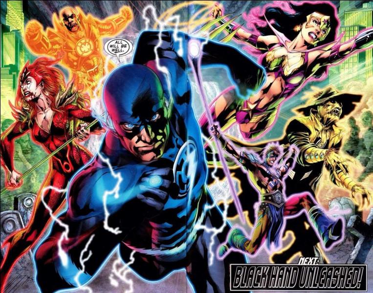Tu as la possibilité de pouvoir utiliser chaque pouvoir des différents Lantern Corps.Acceptes-tu ?