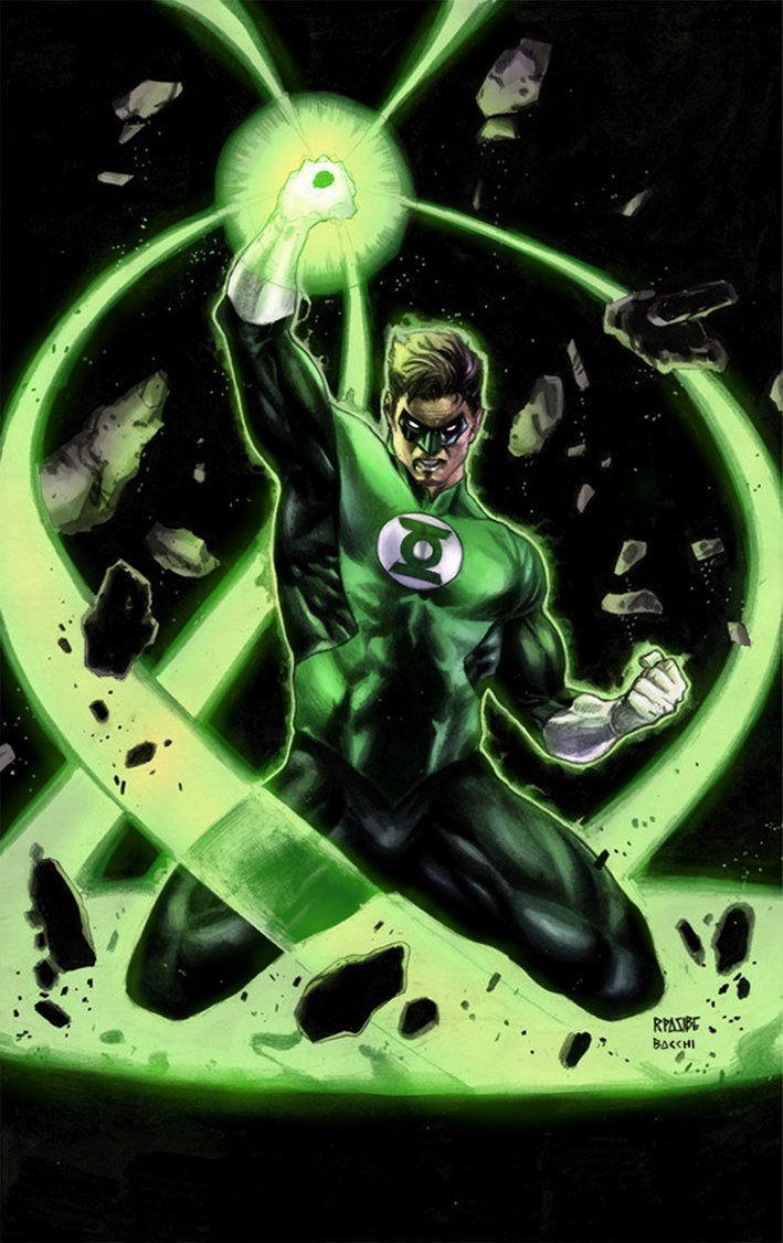 À quel corps de Lantern appartiens-tu ? (DC Comics)