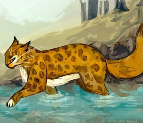 Chef du clan de la Rivière, il a rejoint le clan du Tigre. Qui est-ce ?
