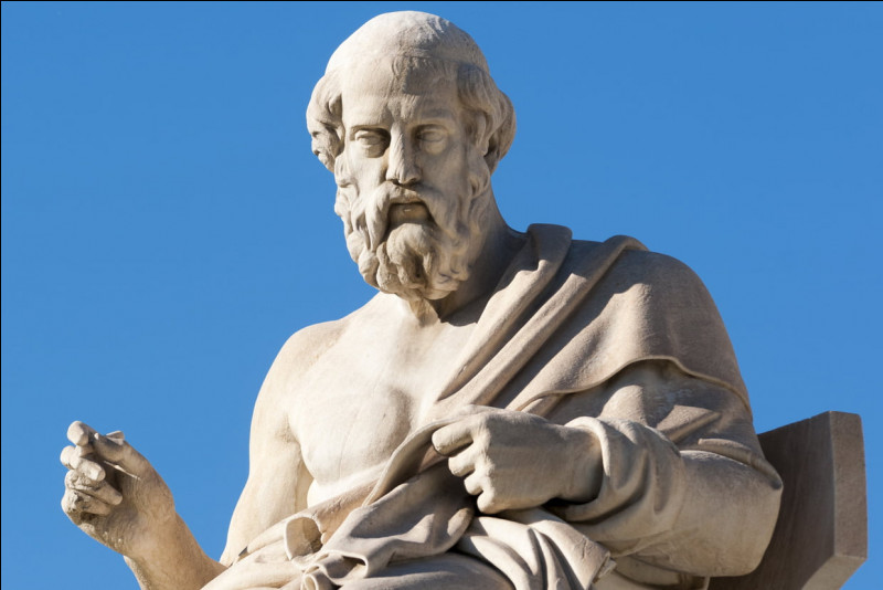 """À quel philosophe grec doit-on """"L'Allégorie de la caverne"""" ?"""