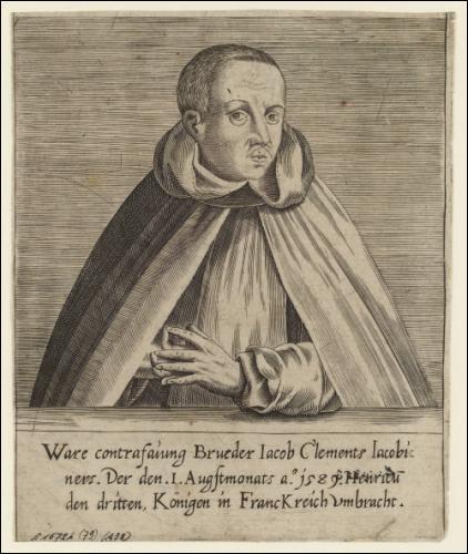 Quel roi de France fut assassiné par Jacques Clément en 1589 ?