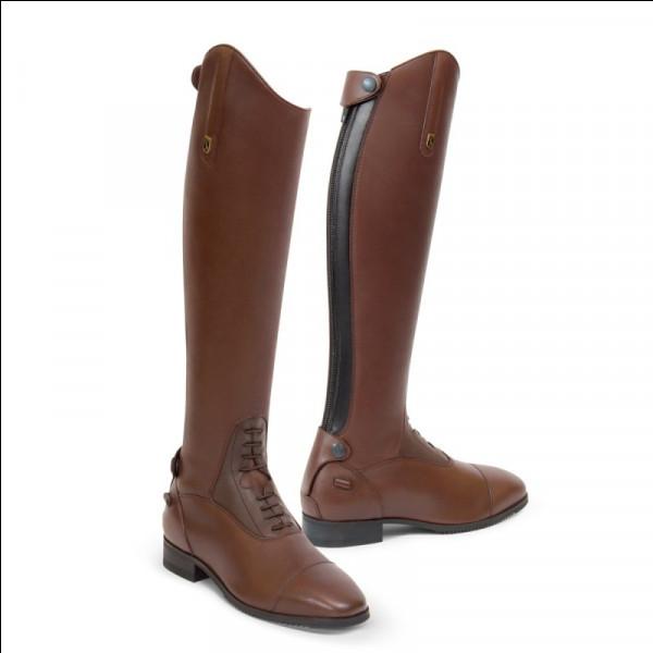 Est-il obligatoire de mettre des bottes ou boots ?