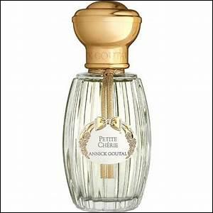 Jenifer apprécie tout particulièrement porter le parfum Petite Chérie d'Annick Goutal. Pour qui Goutal avait-elle créé ce parfum ?