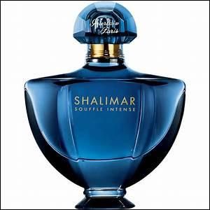 Monica Bellucci ne se lasse quant à elle pas de la senteur dégagée par le parfum Shalimar de Guerlain. De quel pays cette actrice-mannequin vient-elle ?