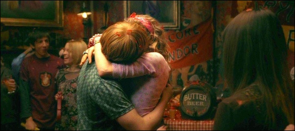 Top 7 des meilleurs baisers dans la saga 'Harry Potter'