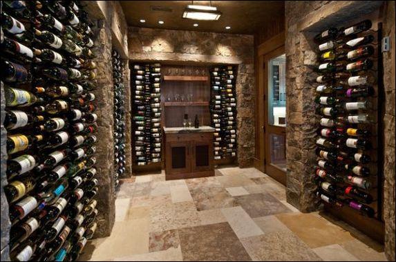 Pour conserver le bon goût du vin, il est recommandé de le conserver à un certain intervalle de température. Quel est cet intervalle d'après vous ?