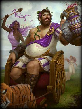 La consommation de vin est très répandue depuis toujours. Savez-vous quel était le Dieu de vin chez les Romains ?
