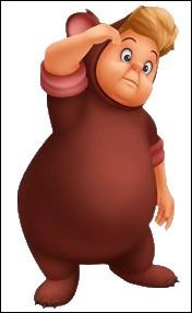 Qui est ce grassouillet petit garçon dans 'Peter Pan' ?