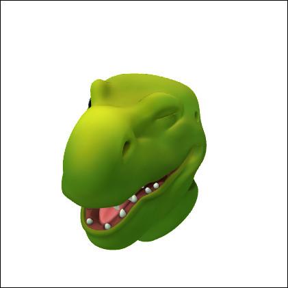 Le T.rex était le plus gros carnivore de la Terre.