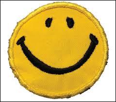 Bon, pour varier les questions on va se demander : quel est ce smiley un peu bizarre ?