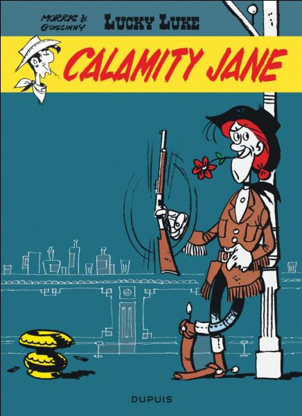 Morris s'est-il inspiré d'un personnage réel pour créer Calamity Jane ?