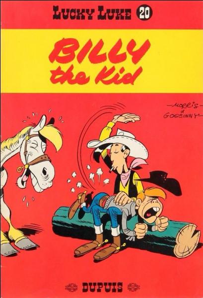 Qui était Billy the Kid ?
