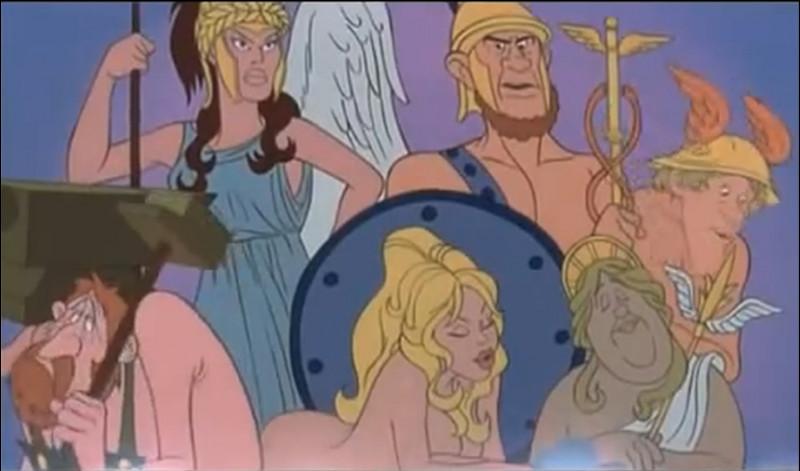 """Dans """"Les 12 Travaux d'Astérix"""", qui a inspiré René Goscinny et Albert Uderzo pour créer Vénus ?"""