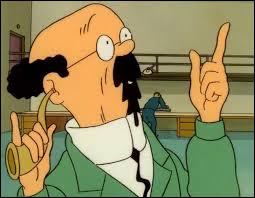 À qui ressemble le Professeur Tournesol ?