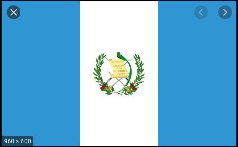 Quelle est la capitale du Guatemala ?