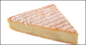 Quel est ce fromage à base de lait de vache pasteurisé à pâte molle, produit en Mayenne ?