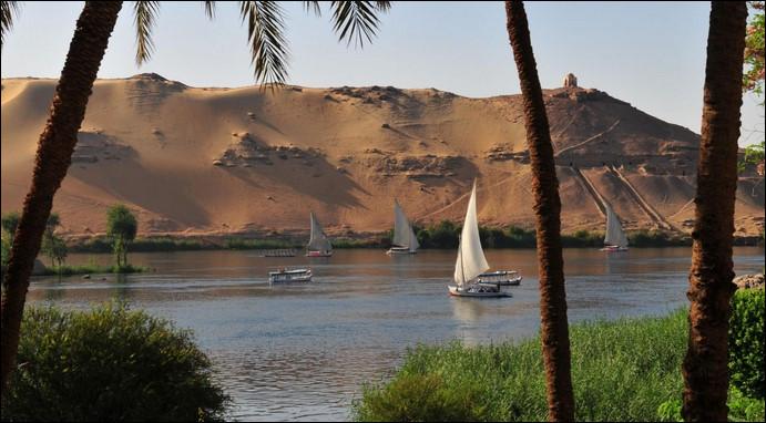 Quelle est la longueur du Nil ?