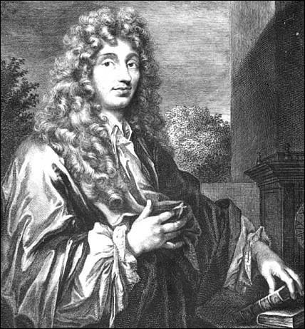Le mathématicien hollandais Christiaan Huygens découvrit le moyen de réguler les horloges par un pendule.