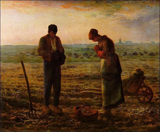 Au Moyen Age la prière était parfois un moyen pour mesurer le temps écoulé.