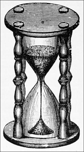 Lors de son voyage au Nouveau Monde, Christophe Colomb mesurait les heures avec des sabliers.