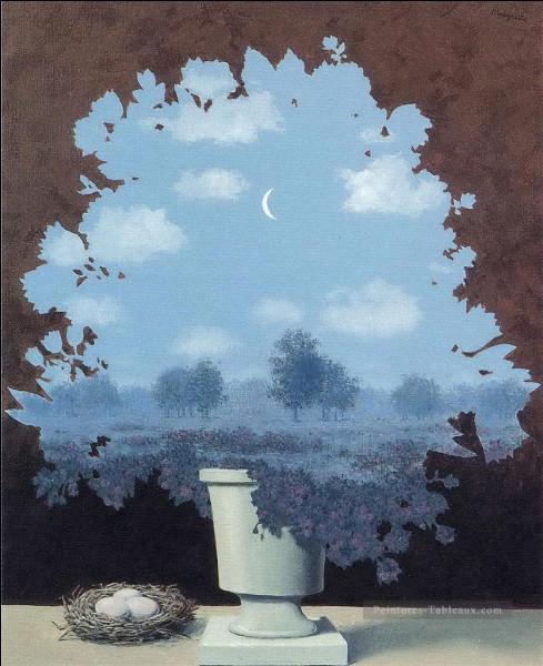 """Qui a peint """"La Terre des miracles"""" ?"""