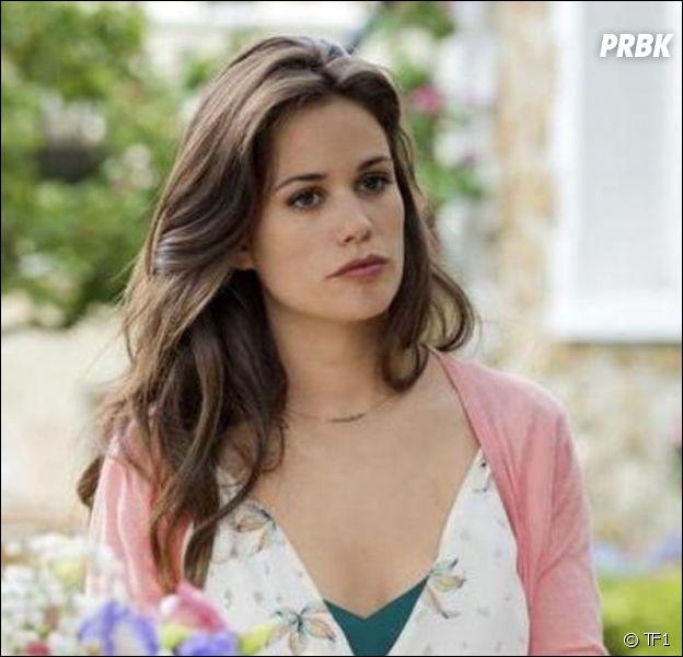 Comment se prénomme cette actrice dans la série ?