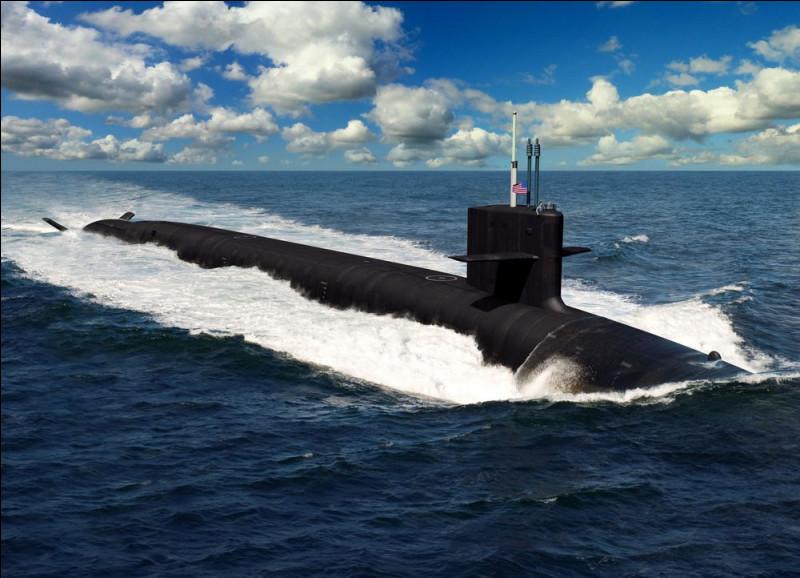 Un ennemi peu surgir sous l'eau. Pour contrer cette menace, nous avons un...