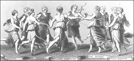Qui est Euterpe dans la mythologie grecque ?