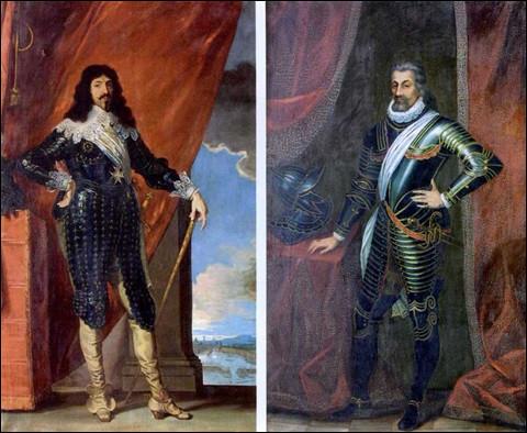 Sous quel surnom Louis IX était-il plus connu ?