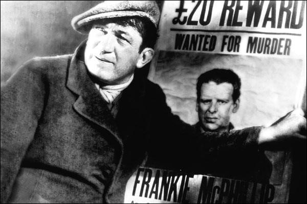 Quel est ce film de John Ford dans lequel Gypo trahira son meilleur ami pour toucher une récompense ?