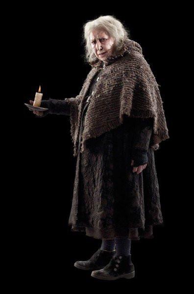 Quel est le prénom de la sœur de Dumbeldore ?