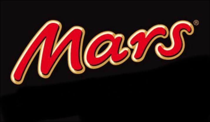 "Quel est le slogan de ""Mars"" ?"