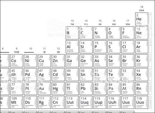Quel élément chimique est radioactif ?