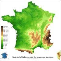 Quel endroit de France a la plus basse altitude ?