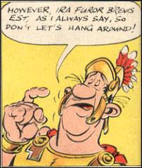 """D'après la citation """"Ira furor brevis est"""", comment peut-on définir la colère ?"""