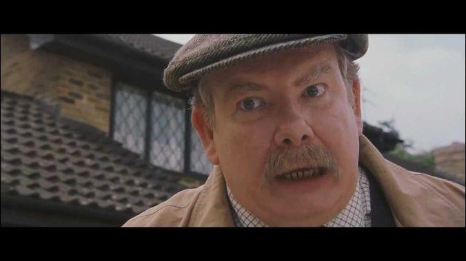 Après les cracmols, passons aux moldus...Le plus méchant de tous. Qui est son acteur ?