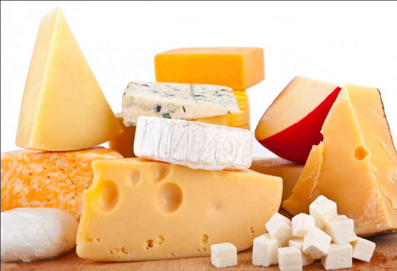 "Comment dit-on ""fromage"" en anglais ?"