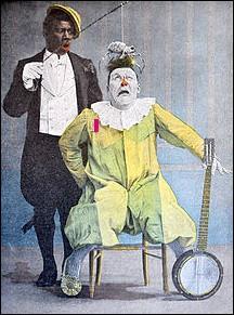 """Chocolat est le nom de scène d'un des premiers clowns """"noirs"""" en France ?"""