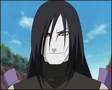 Qui Orochimaru est-il parti voir pour que la personne le soigne ?