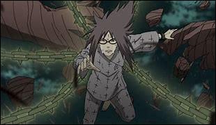 De qui Karin tient-elle sa puissance ?