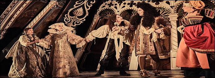 Sur quoi se fonde le personnage ayant pour but de démontrer l'hypocrisie de Tartuffe ?