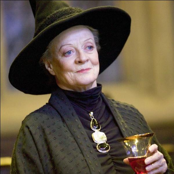 L'Animagus et le Patronus de Minerva McGonagall sont les mêmes. Donc son Patronus est :