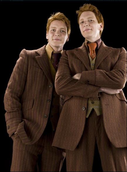 Les jumeaux Weasley ont tous deux le même Patronus. Lequel est-ce ? (indice = il reflète assez bien leur caractère)