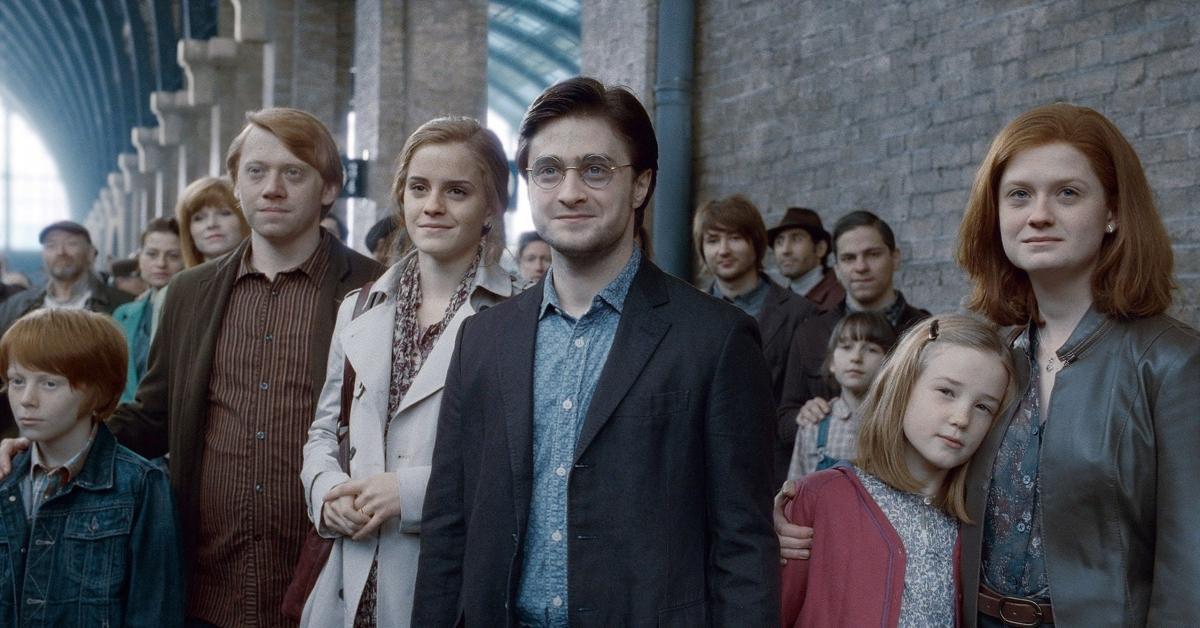 Les personnages de Harry Potter, 19 ans après la bataille de Poudlard