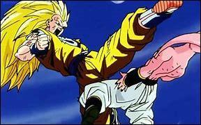Avec quelle technique Goku a-t-il battu Boo ?